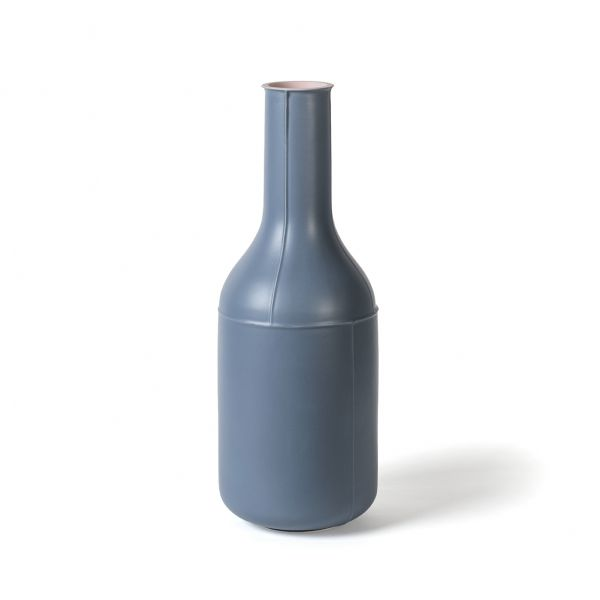 Benjamin Hubert - Bottle Vase HUB17 -  Matt Light Blue